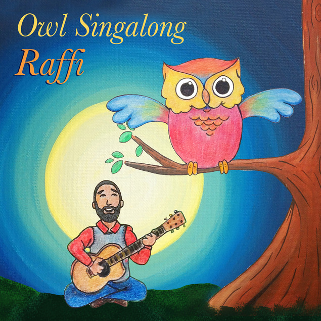 Owl Singalong album cover